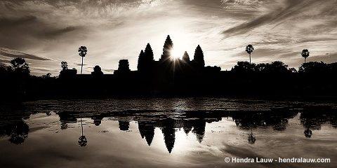 Sunrise at Angkor Wat - 2