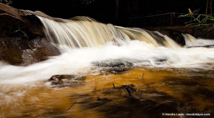 Kbal Spean Waterfall