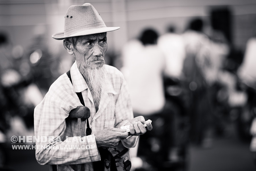 Street Photography in Ho Chi Minh City