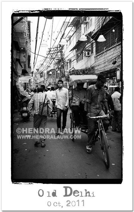 The Old Delhi