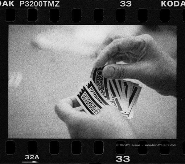 Playing Ceki