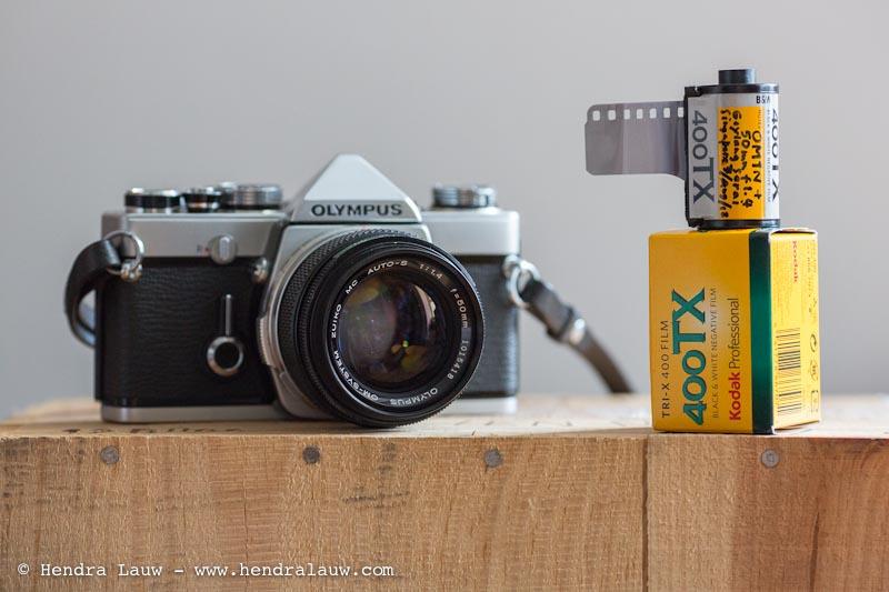 Olympus OM-1N and Zuiko 50mm f/1.4