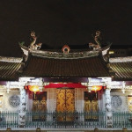 iPhone Photography - Thian Hock Keng temple at Telok Ayer street.