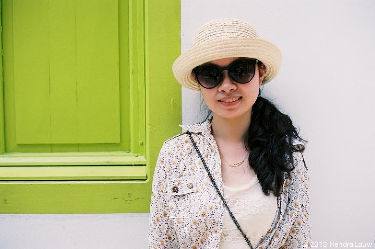 100 Strangers Project by Hendra Lauw - no. 18
