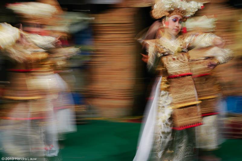 Legong Kuntul Dance