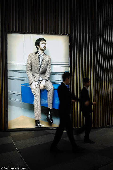 iPhone Photography by Hendra Lauw - Men in Suits