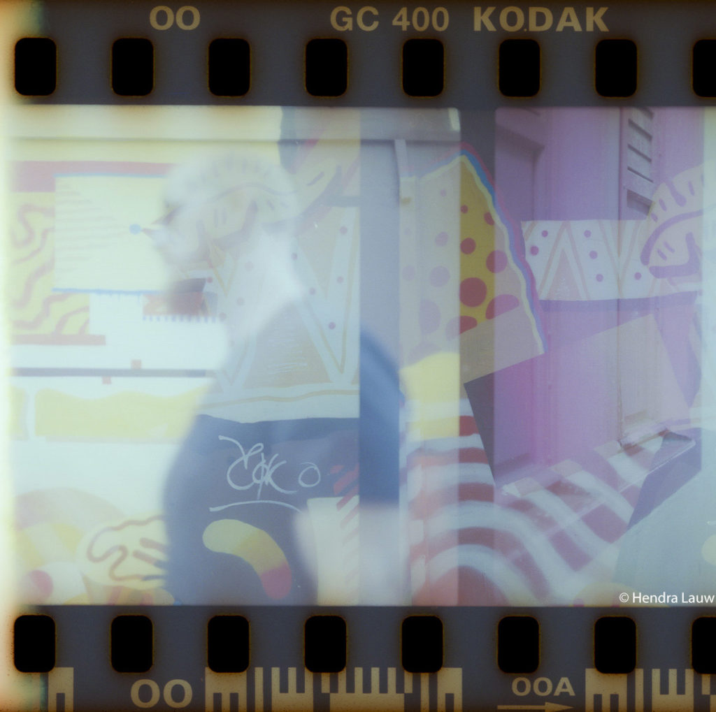 The Unexpected – A Double Exposure Film Photography Project