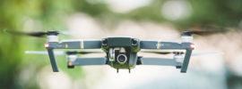 DJI Mavic Pro drone - by Hendra Lauw