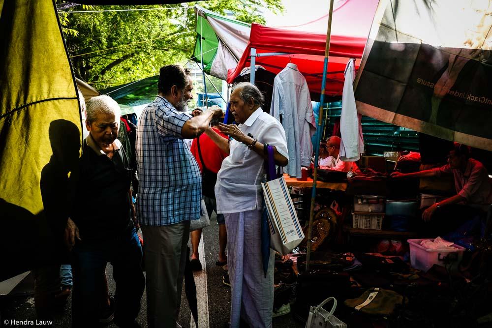 Thieves Market aka Robinson Petang