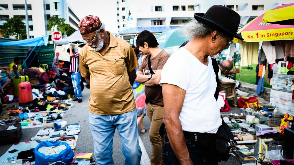 Sungei Road Flea Market – Singapore Vanishing Trade