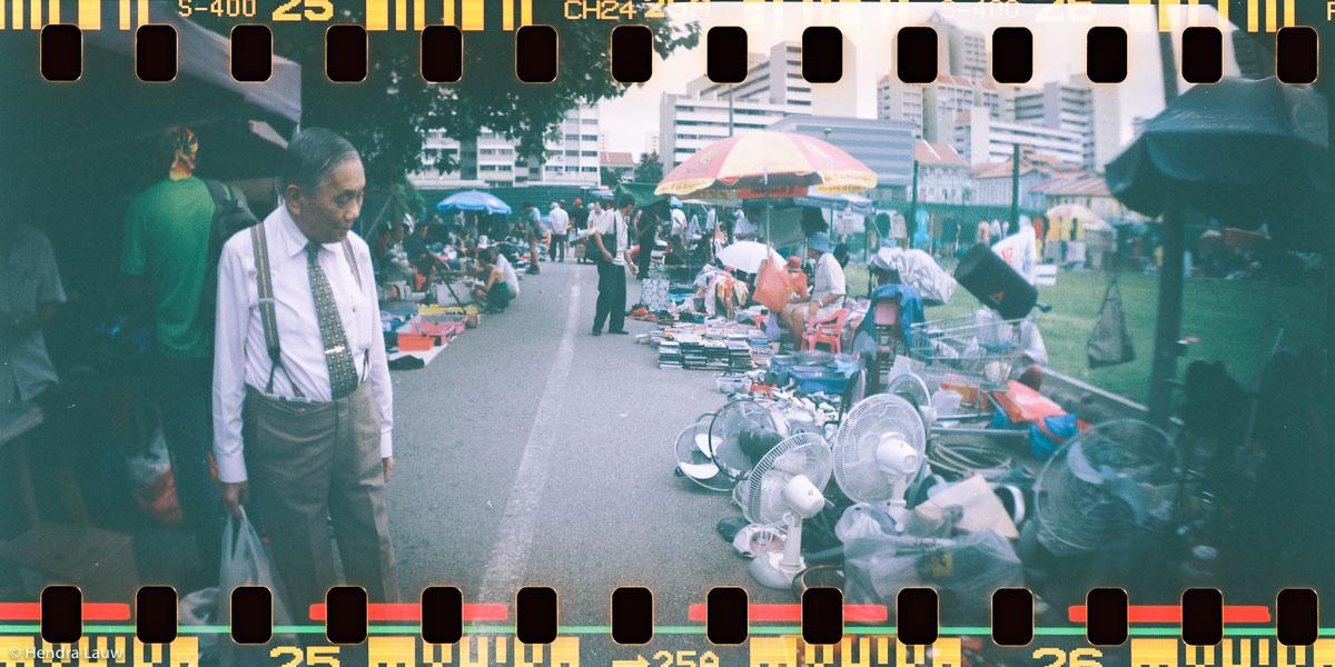 Sungei Road Flea Market - Sprocket Rocket