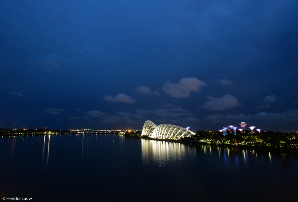Singapore Marina South 2017